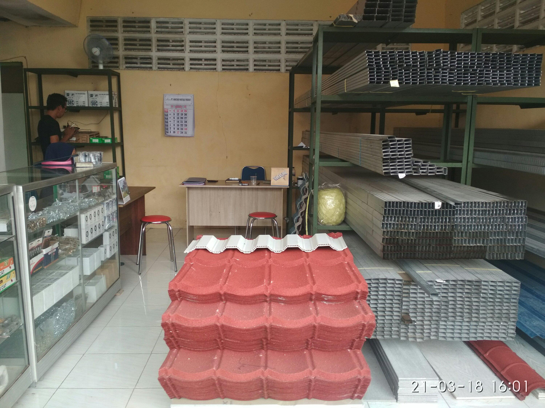 Supplier material plafon dan baja ringan Surabaya 081216650276