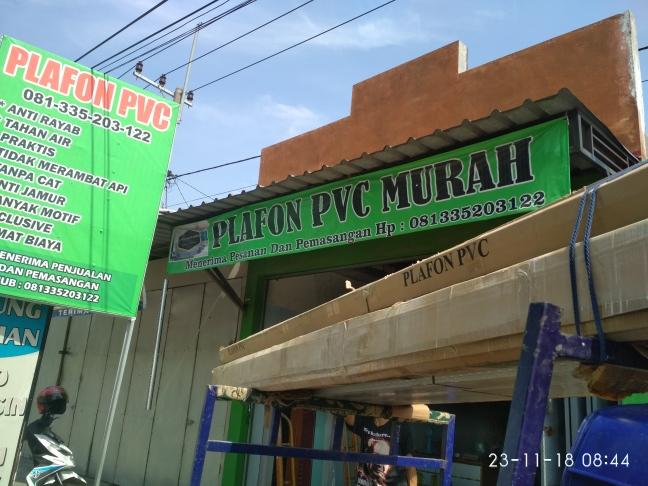 JUAL PLAFON PVC GRESIK 081216660276